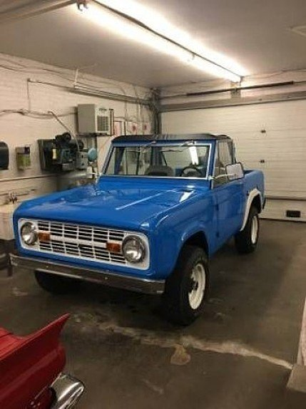 1972 Ford Bronco for sale 100826550