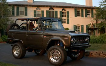 1972 Ford Bronco for sale 100857862