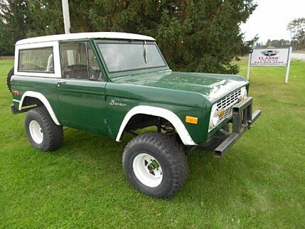 1972 Ford Bronco for sale 100874322