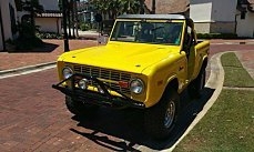 1972 Ford Bronco for sale 100885673