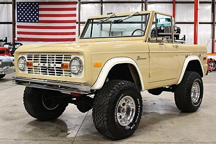 1972 Ford Bronco for sale 100930205