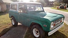 1972 Ford Bronco for sale 100930284