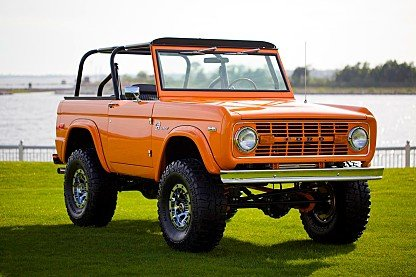 1972 Ford Bronco for sale 101007954