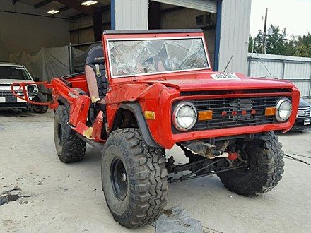 1972 Ford Bronco for sale 101011348