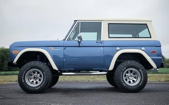 1972 Ford Bronco for sale 101011846