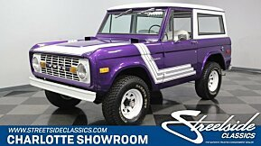 1972 Ford Bronco for sale 101021524