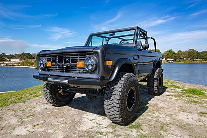 1972 Ford Bronco for sale 101022327