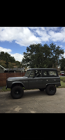 1972 Ford Bronco for sale 101025873