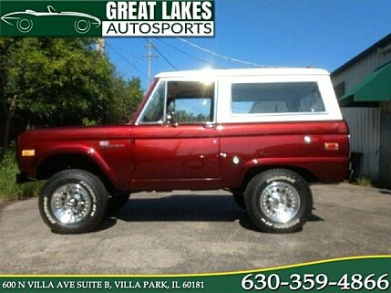 1972 Ford Bronco for sale 101026431