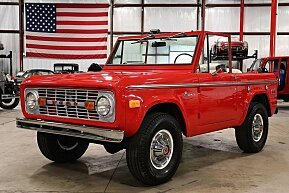 1972 Ford Bronco for sale 101032833