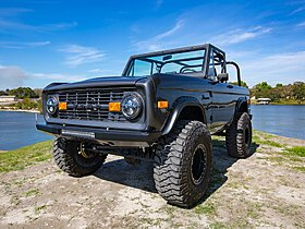 1972 Ford Bronco for sale 101033974
