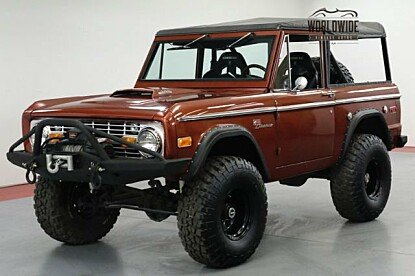 1972 Ford Bronco for sale 101041063