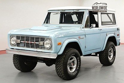 1972 Ford Bronco for sale 101047469