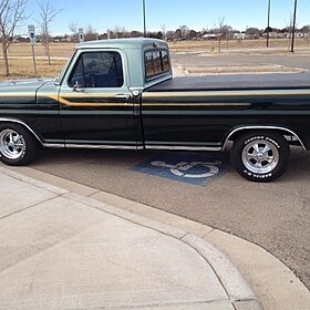 1972 Ford F100 for sale 100737315