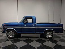1972 Ford F100 for sale 100760446