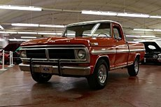 1972 Ford F100 for sale 100859949