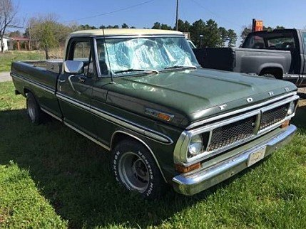 1972 Ford F100 for sale 100826196