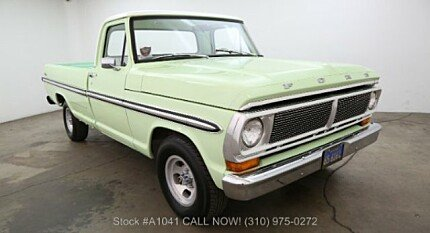 1972 Ford F100 for sale 100858839