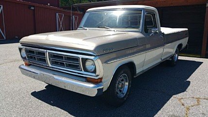 1972 Ford F100 for sale 100898401