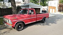 1972 Ford F100 for sale 100904078