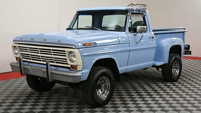 1972 Ford F100 for sale 100911656