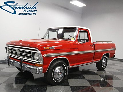 1972 Ford F100 for sale 100923913