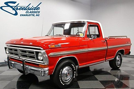1972 Ford F100 for sale 100930628