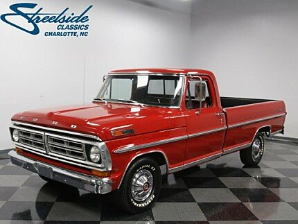 1972 Ford F100 for sale 100930629