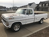 1972 Ford F100 2WD Regular Cab for sale 100966703
