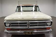 1972 Ford F100 for sale 100980636
