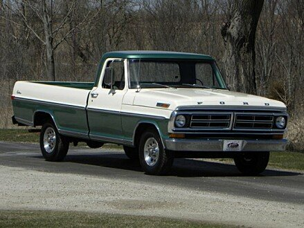 1972 Ford F100 for sale 100981983
