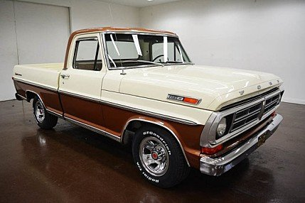 1972 Ford F100 for sale 100983640