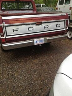 1972 Ford F100 for sale 100984734