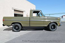 1972 Ford F100 for sale 101001418