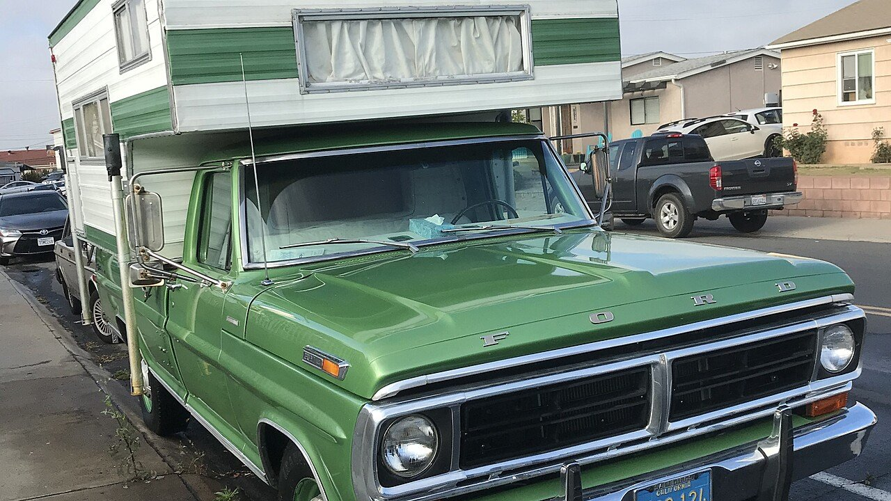 1972 Ford F250 2WD Regular Cab Super Duty for sale 101002149