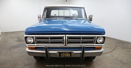 1972 Ford F250 for sale 100878831