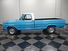 1972 Ford F250 for sale 100957465