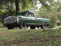 1972 Ford F250 2WD Regular Cab for sale 101000870