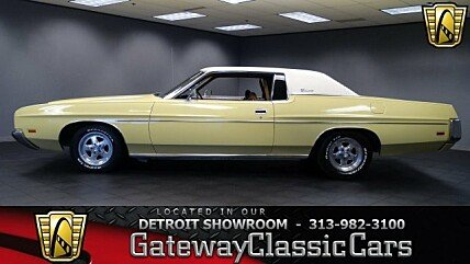 1972 Ford Galaxie for sale 100746184