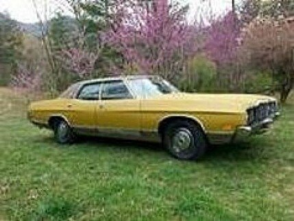 1972 Ford LTD for sale 100807199