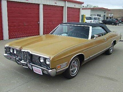 1972 Ford LTD for sale 100826344