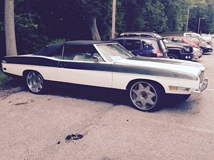 1972 Ford LTD for sale 100826385