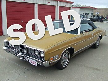 1972 Ford LTD for sale 100805917