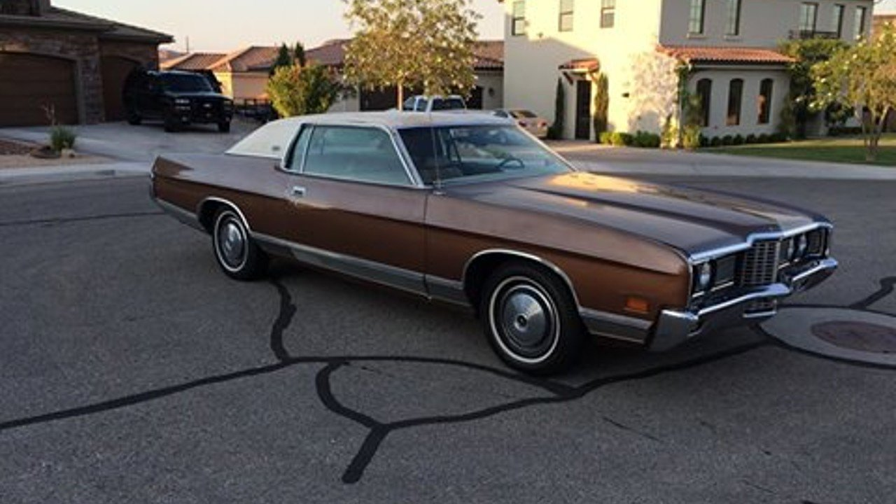 1972 Ford LTD for sale 100846089