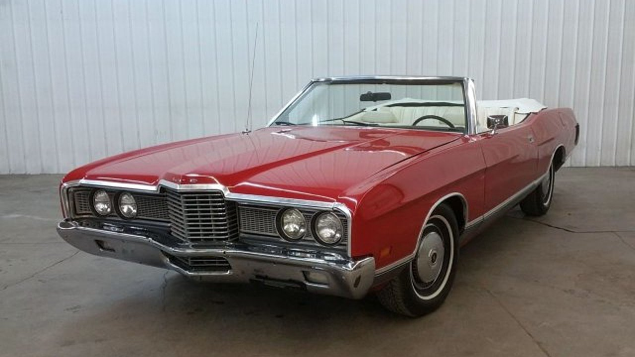 1972 Ford LTD for sale 100943581