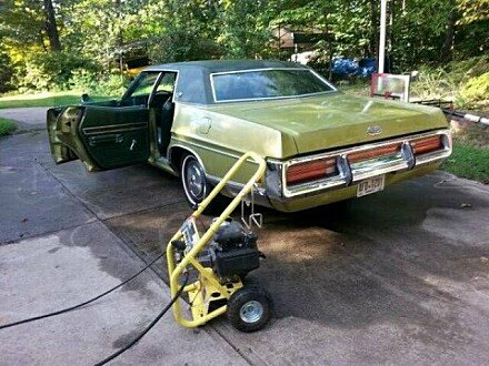 1972 Ford LTD for sale 100830060