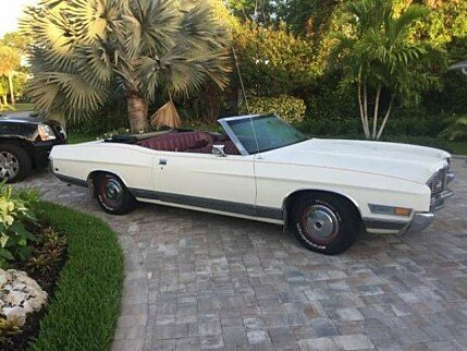1972 Ford LTD for sale 100855424
