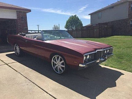 1972 Ford LTD for sale 100940500
