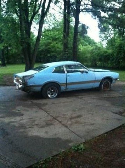 1972 Ford Maverick for sale 100826411