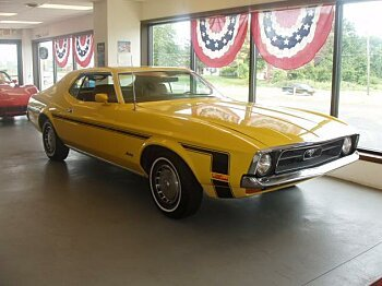 1972 Ford Mustang Coupe for sale 100744260
